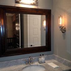 Traditional Bathroom by Advance Homes Inc