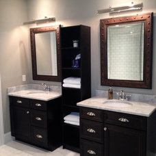 Traditional Bathroom by Advance Homes Inc