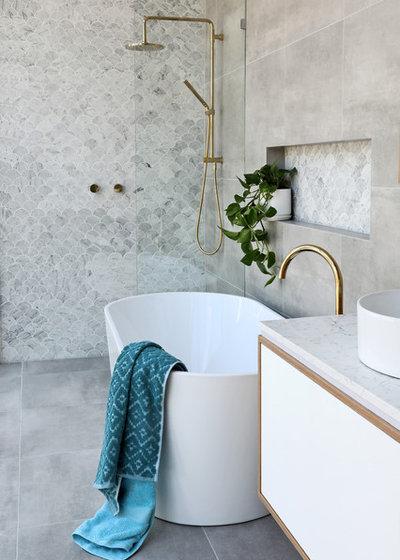 Contemporary Bathroom by Smart Style Bathrooms