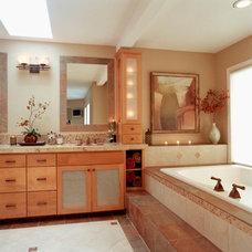 Contemporary Bathroom by Brock Design Group
