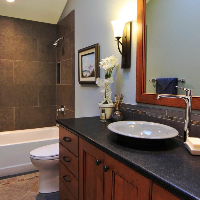 West Linn Hall Bath Remodel-Orren