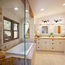 Contemporary Bathroom by J. Grant Design Studio