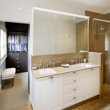 Contemporary Bathroom by Art of Kitchens Pty Ltd