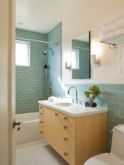 Best Colored Subway Tile Design Ideas Amp Remodel Pictures