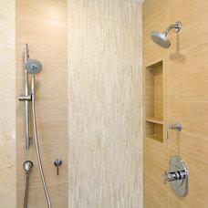Modern Bathroom by C&R Remodeling