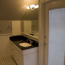 Traditional Bathroom by Kitchen & Bath Design Center