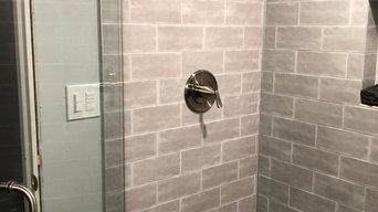 West Seattle Shower