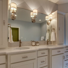 Modern Bathroom by The Kingston Group - Remodeling Specialists