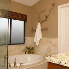 Traditional Bathroom by Design Distinctions