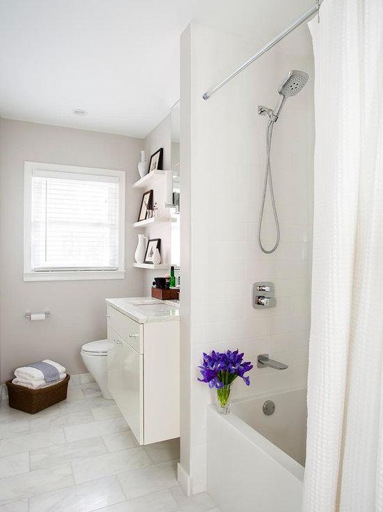 small bathroom floor tile | houzz