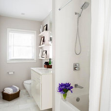 Contemporary Bathroom by TerraCotta Properties