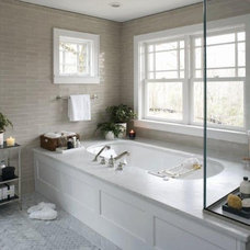 Traditional Bathroom by Murphy Brothers Contracting