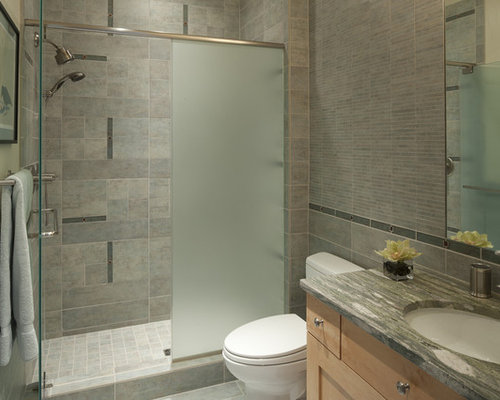 Eclectic baltimore bathroom design ideas remodels photos for Bath remodel baltimore