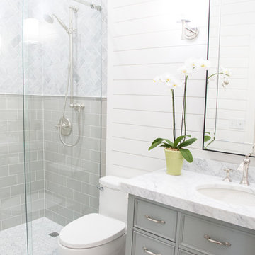 Westlake Bath Remodel 1 & 2