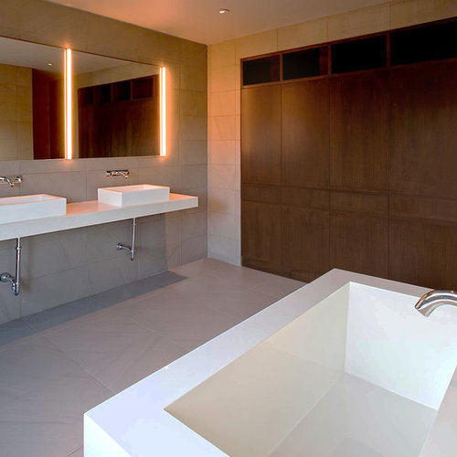 Bathroom Lights Houzz bathroom mirrors and lights | houzz