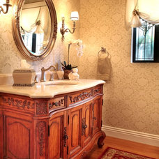 Traditional Bathroom by JAG Interiors, Inc.