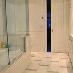 Shower Enclosures Contemporary Bathroom Vancouver