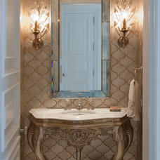 Traditional Bathroom by Causa Design Group