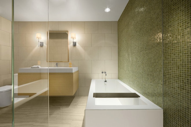 Modern Bathroom by Ruhl Walker Architects