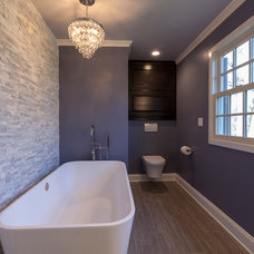 Contemporary Bathroom by REJP Interiors