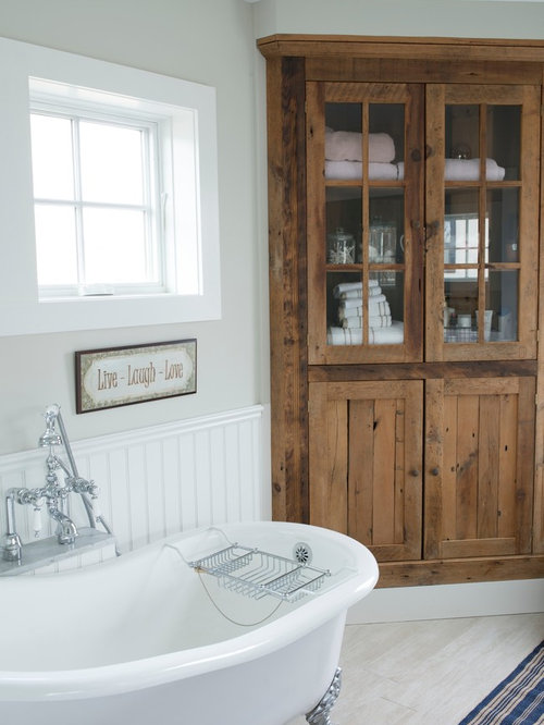 Hamper Cabinet In Bathroom Home Design Ideas, Pictures, Remodel and Decor