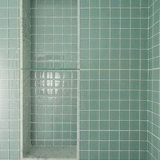 Farmhouse Bathroom by Thiel Architecture + Design