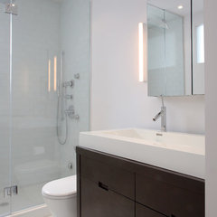 contemporary bathroom by Axis Mundi