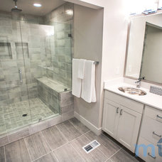 Traditional Bathroom by Muve Real Estate