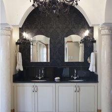 Traditional Bathroom by Nuclei Lifestyle Design