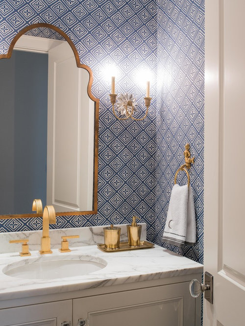 Creative Alpine New Jersey Residence  Traditional  Bathroom  New York  By