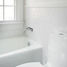 Contemporary Bathroom by FORWARD Design | Architecture