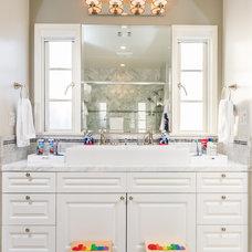 Traditional Bathroom by Dana Lauren Designs