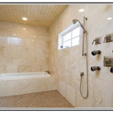 Modern Bathroom by Soledad Builders, LLC