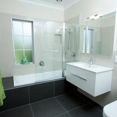 Contemporary Bathroom by Bathroom Direct