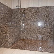 Modern Bathroom by 3D-Tile-Design - Bertram Tasch