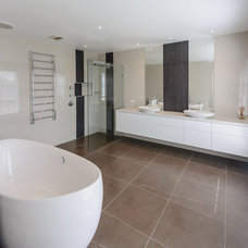 Contemporary Bathroom by The Kitchen Designer