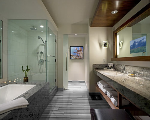 Flip Flop Bathroom Home Design Ideas, Pictures, Remodel and Decor