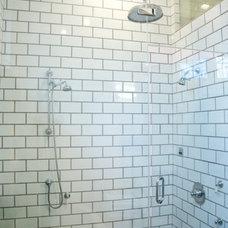 Eclectic Bathroom by Scott Lyon & Company