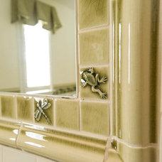 Traditional Bathroom by Tassels Home Design (Boston, MA)