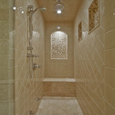 Traditional Bathroom by Debbie Evans Interior Design