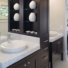 Contemporary Bathroom by Christine Austin Design