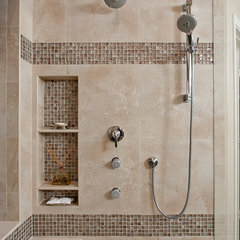 contemporary bathroom by Davis Design Group