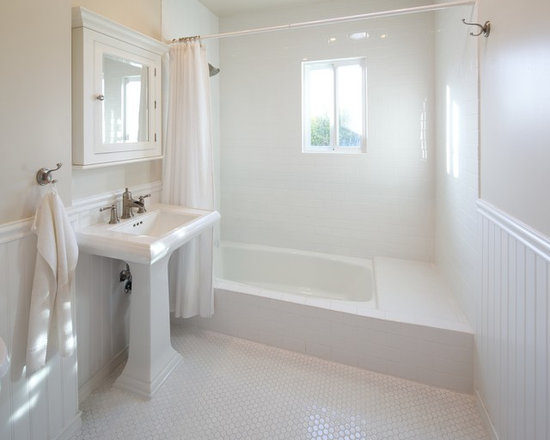 Bathroom Beadboard beadboard floor | houzz