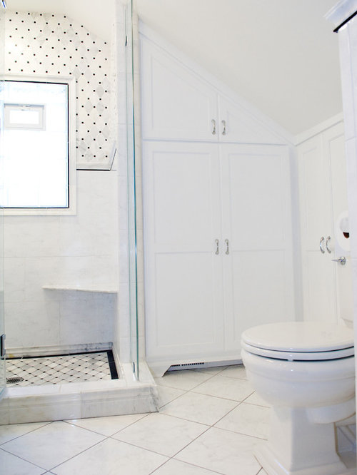 Spa quality bathroom in a tight space for Tight bathroom