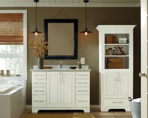 Contemporary Bathroom Cabinet Ideas Pictures Remodel and Decor – Contemporary Bathroom Cabinets