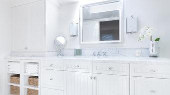 White Custom Bathroom