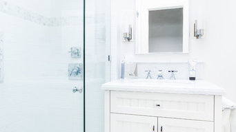 White Custom Bathroom