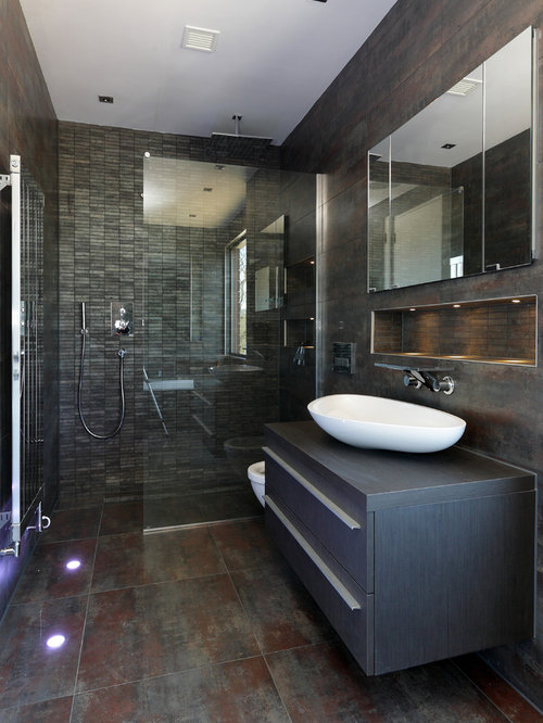 5 Phenomenal Bathroom Tile Combinations: Bathroom Color Scheme Home Design Ideas, Pictures, Remodel