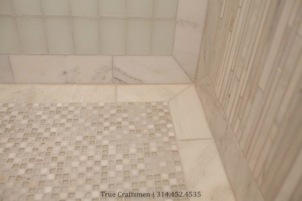 Contemporary Bathroom by Westside Tile & Stone, Inc.