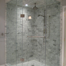 Contemporary Bathroom by Peel Tile